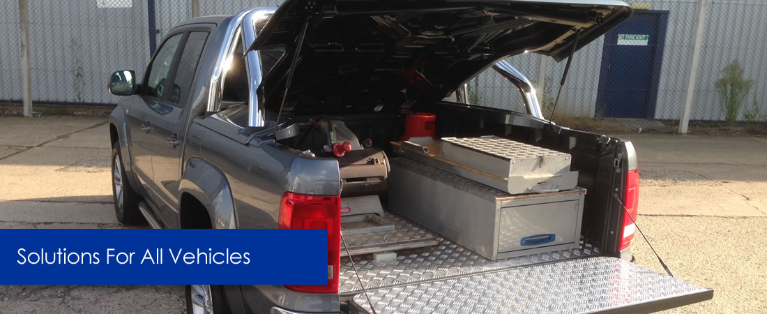 Storage Solutions for All Vehicle Types