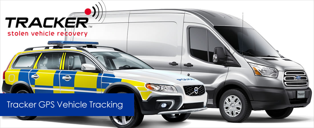 Tracker GPS Vehicle Tracking