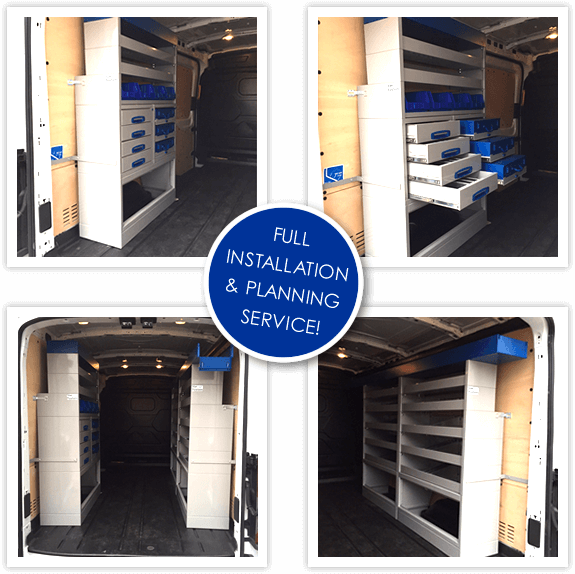 Van Storage Systems