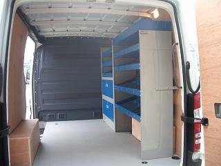 Gallery Mercedes Sprinter 210 Pic 01 Van System Van