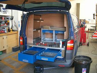 Gallery Vw Transporter Swb Pic 3 Van System Van