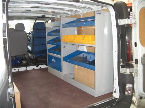 Gallery Renault Traffic Pic 03 Van System Van