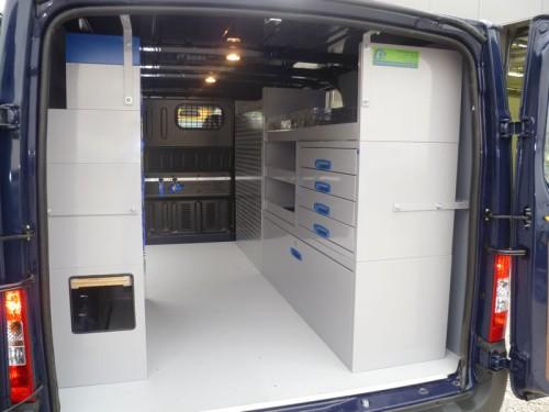 Ford Transit Van System Van Racking Amp Storage