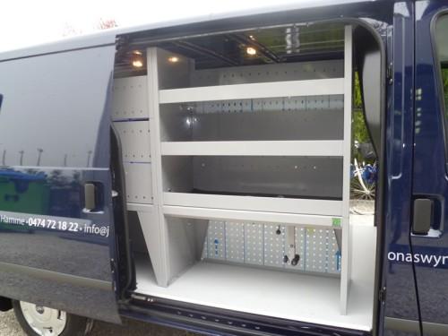 Gallery Ford Transit Pic 10 Van System Van Racking
