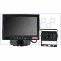 "7"" Camera System (2 camera inputs, incl. 1 x Sony CCD camera)"