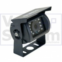CCTV Camera Infra-red Colour with Audio MIRROR Image