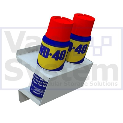 2 x Spray Can Holder - SCH.2
