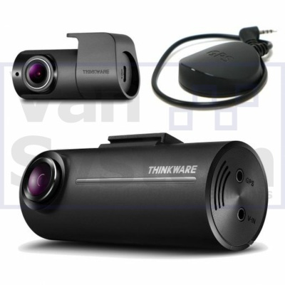 Thinkware F100 Front & Rear Cameras with GPS