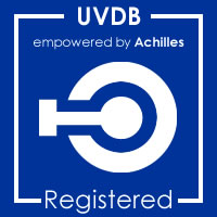 UVDB Registered Supplier