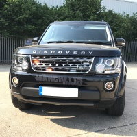 Manchetts - Landrover Discovery