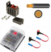 Auto-Electrical & Wiring Consumables