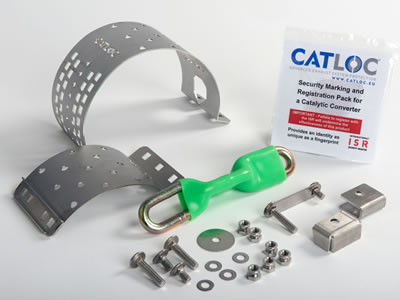 Catloc Locking System