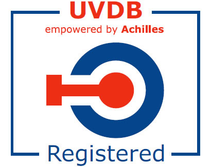 Click for more informations about our UVDB Supplier Registration